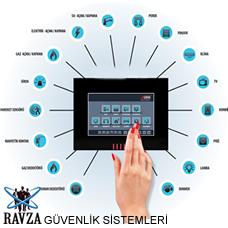 Akıllı Ev ve Ofis Sistemleri